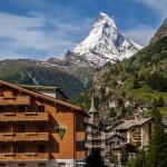 Schweiz - Zermatt - Matterhorn