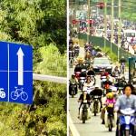 Verkehrslage - Hanoi - Vietnam