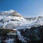 Vorarlberg - Österreich - Rote Wand